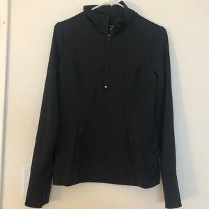 Zella pullover half zip top with hidden pocket